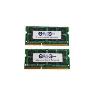 8GB (2X4GB RAM MEMORY Compatible with Toshiba Tecra R700-006