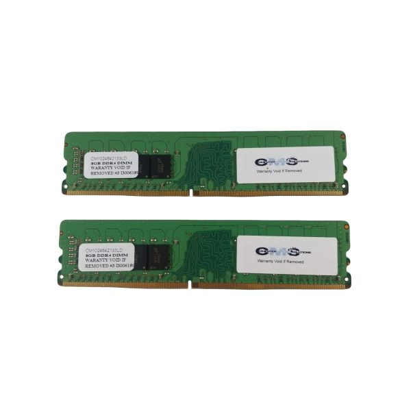 16GB 2x8GB RAM Memory Compatible with Lenovo« Legion Y520 Tower by CMS D22