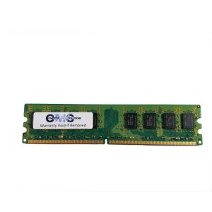 1Gb (1X1Gb) Dimm CMS Ram Memory Compatible With Dell Optiplex 960 Desktops By CMS A105